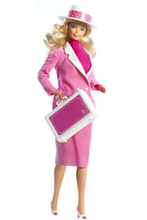 office barbie